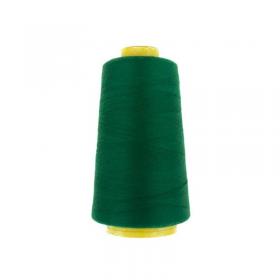 cono hilo verde botella