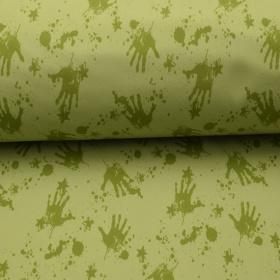 Softshell manitas verdes y estrellas